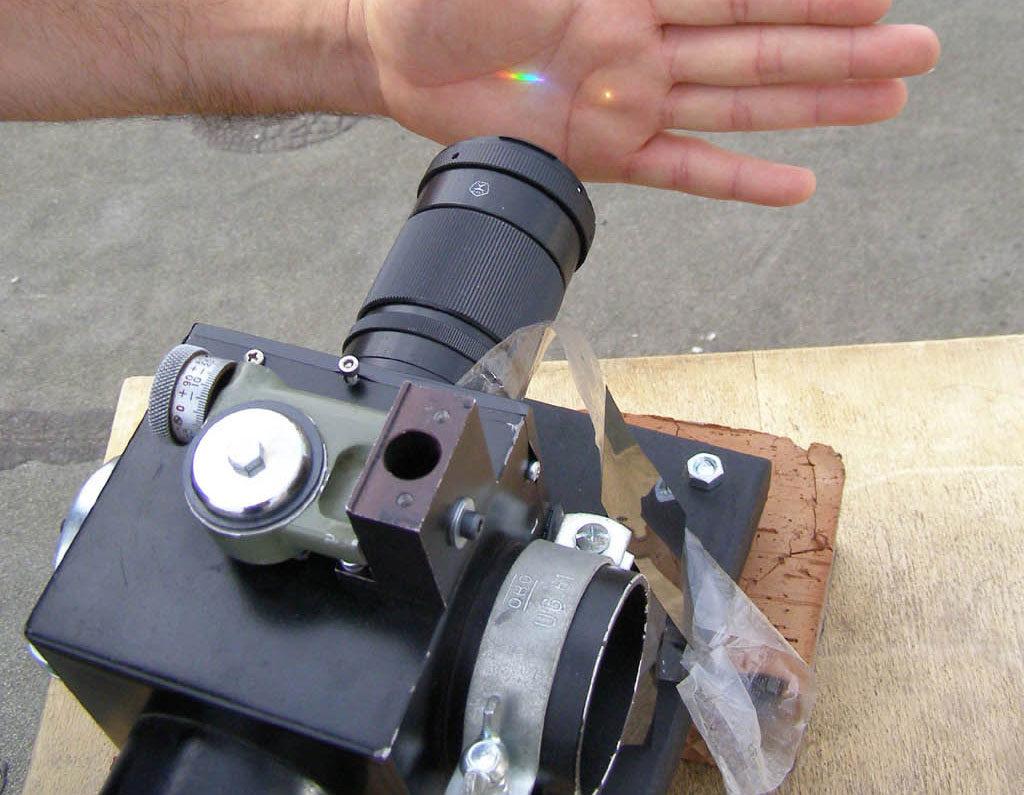 Icarus Spectrograph Prototype